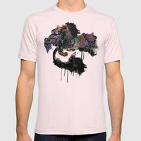 Dragon Mens Fitted Tee Light Pink SMALL