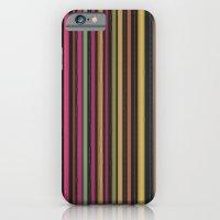 Dazzling Midnight [Lines… iPhone 6 Slim Case