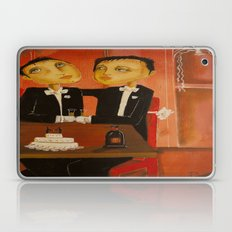 Wedding day Laptop & iPad Skin