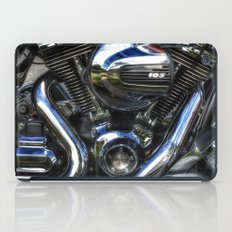 Power and Pipes iPad Case