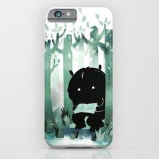 A Quiet Spot (in green) iPhone 6 Slim Case