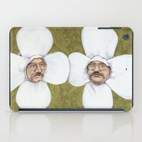 Flower Men iPad Case