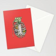 Grenade Garden Stationery Cards