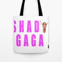 Sip Champagne Liked Shad… Tote Bag