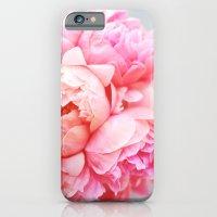 Peonies Forever iPhone 6 Slim Case