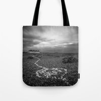 The Coastguard Cottages Tote Bag