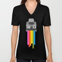 Taste the Rainbow Unisex V-Neck
