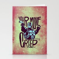 Your Move, Creep. // ROB… Stationery Cards