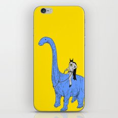 Dinosaur B iPhone & iPod Skin