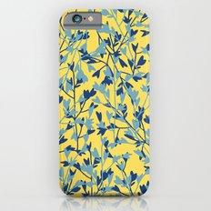 HEARTS PLANTATION [yellow] Slim Case iPhone 6s
