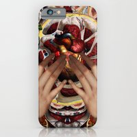 iPhone & iPod Case featuring Gnosis by DIVIDUS