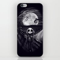 The Scream Before Christ… iPhone & iPod Skin