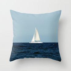 Our ultimate goal Throw Pillow