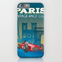 vintage race car iPhone 6 Slim Case