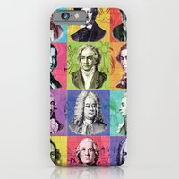 iPhone & iPod Case featuring Composers Compilation by JustinPotts
