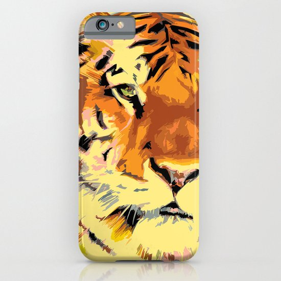 My Tiger iPhone & iPod Case