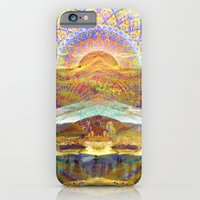 Rainbow Valley iPhone 6 Slim Case