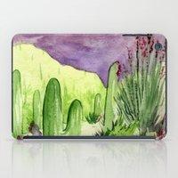 Sonoran Springtime iPad Case