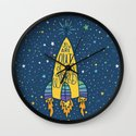 YOU ARE OUT OF THIS WORLD Wall Clock