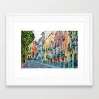 Images what you want Framed Art Print