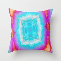 Altered Perceptions 4 Throw Pillow