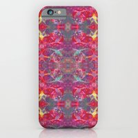 iPhone & iPod Case featuring Sirena on fire. by Bruna Bier Giordano