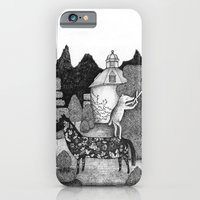 iPhone & iPod Case featuring The Gardner by Ulrika Kestere