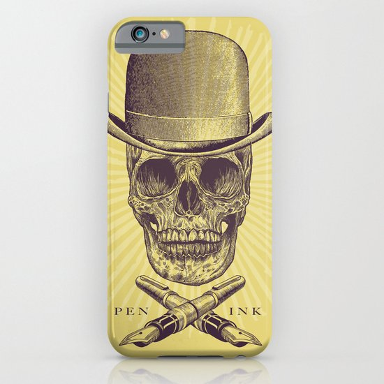 Dead Artist iPhone & iPod Case