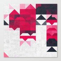 ryspbyrry xhyrrd Canvas Print