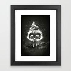 Night Shift (夜勤) Framed Art Print