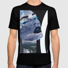 Rocky Mountain Widow SMALL Mens Fitted Tee Black