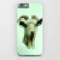 The Goat That Stares At … iPhone 6 Slim Case