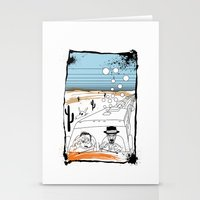 Fear And Loathing In Alb… Stationery Cards