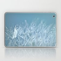 Blue Drops Laptop & iPad Skin