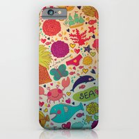 iPhone & iPod Case featuring SUMMER PATTERN by Ylenia Pizzetti
