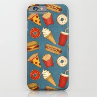 Fast Food iPhone 6 Slim Case
