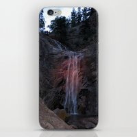 A Summer Waterfall iPhone & iPod Skin