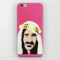 ZAPPA! iPhone & iPod Skin