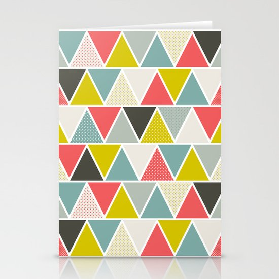 Triangulum Stationery Card