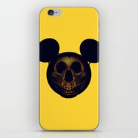 Mickey iPhone & iPod Skin