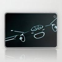 TRON LIGHT JET Laptop & iPad Skin