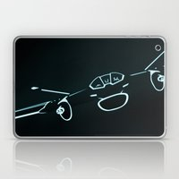 TRON LIGHT JET Laptop & iPad Skin