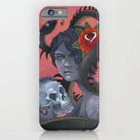 iPhone & iPod Case featuring Snake Eater by Miguel Co