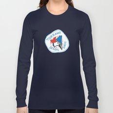 torrano beisbol birds Long Sleeve T-shirt