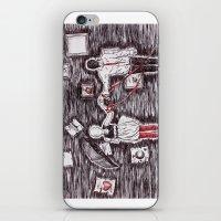 Tied to Disorder iPhone & iPod Skin