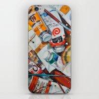 Paint Splash! iPhone & iPod Skin
