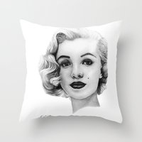 Find Your Freedom. Throw Pillow