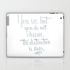 Observation Laptop & iPad Skin