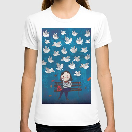 Catch sight of wonders! T-shirt
