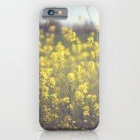Mustard  iPhone 6 Slim Case